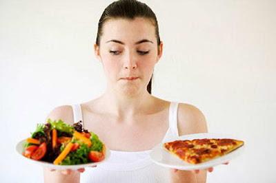 Thực đơn giảm béo bụng trong 7 ngày