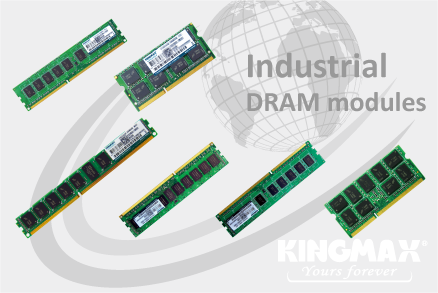 KINGMAX Industrial DRAM
