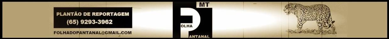 FOLHA DO PANTANAL DE MT