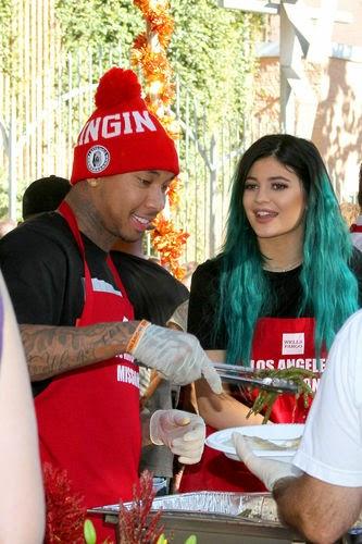 Kylie Jenner, new year, celebrity news, boyfriend,