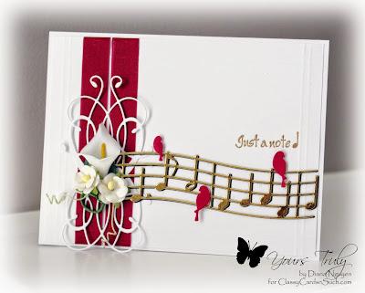 Diana Nguyen, memory box, Amira flourish, poppystamps, virtuoso music