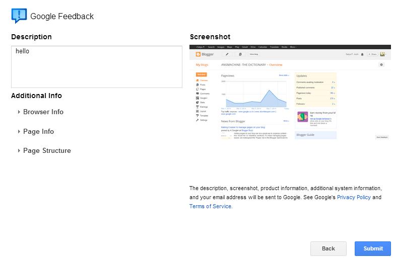 ansmachine-googlefeedback
