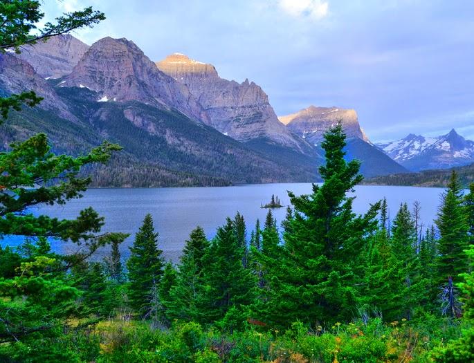 lindas paisajes