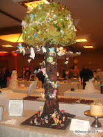 Tree cake by The Merion