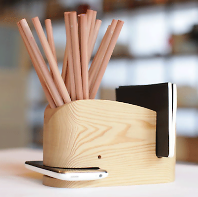 Creative Pen Holders and Cool Pencil Holders (15) 2