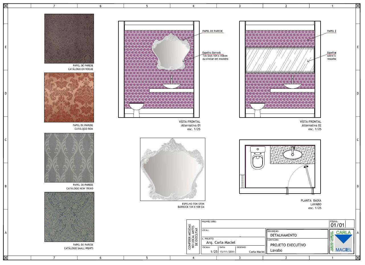 decoracao de interiores lavabo:blog de decoração – Arquitrecos  #1463B7 1282 931