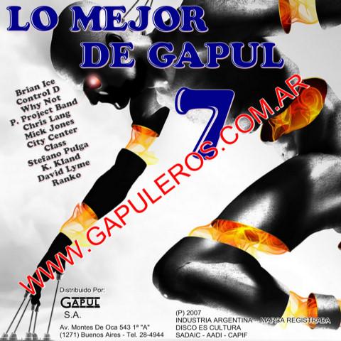 Lo Mejor De Gapul Vol 7