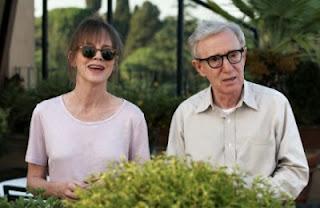 """Woody Allen em cena de seu novo filme, """"Para Roma, com Amor"""""""