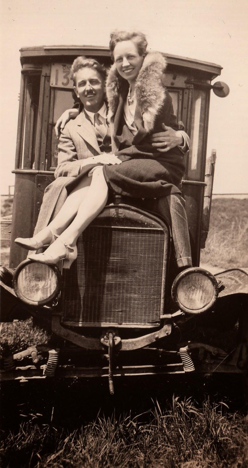 1931 Alton & Anetta.
