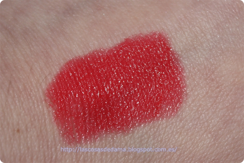 Lancôme L´Absolue Rouge Rouge Carrousell Swatche