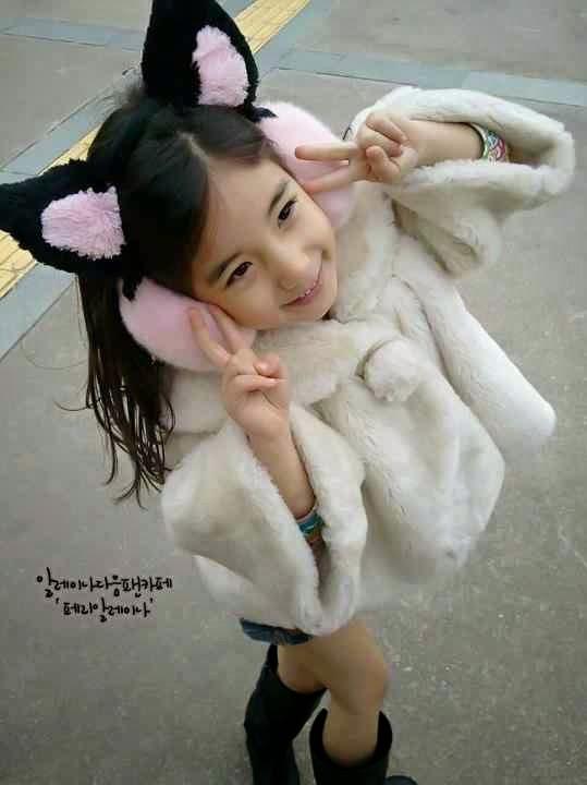 aleyna yilmaz gadis kecil tercantik