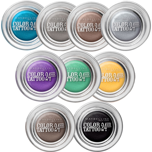 for the love of beauty: Product Love: Maybelline Color Tattoos ...