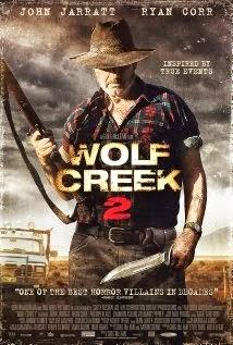 مشاهدة فيلم الرعب والاثارة Wolf Creek 2 2013 مترجم اون لاين
