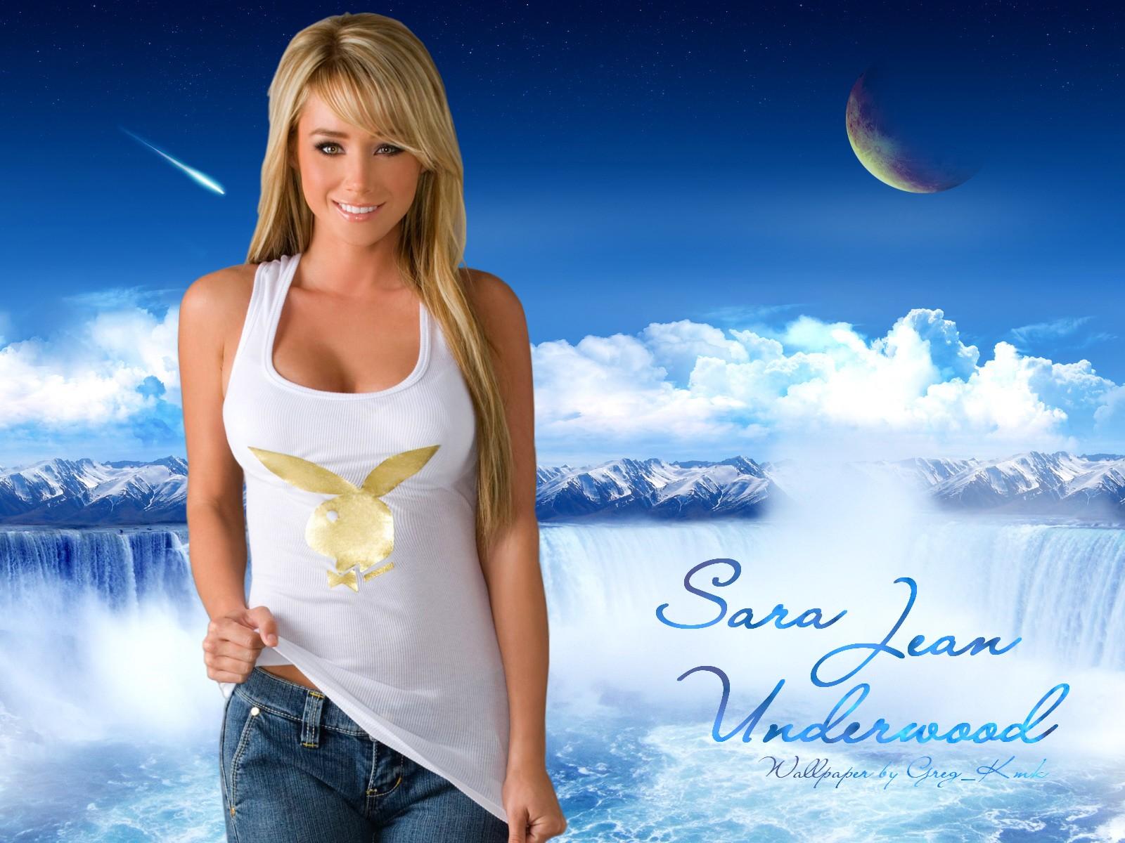 Waleed Wallpapers: Sara Jean Underwood HD Wallpapers
