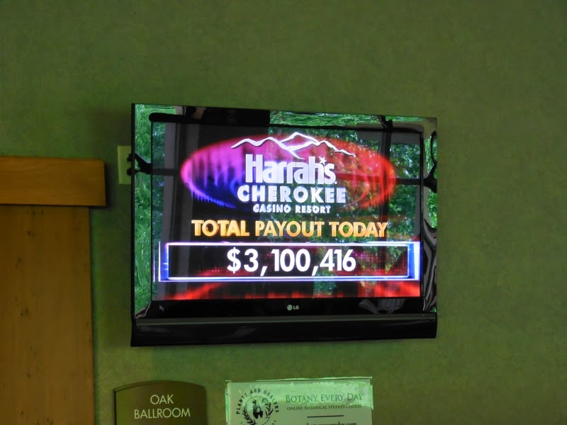 Harrah's keno payouts