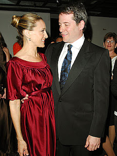 Sarah Jessica Parker is still madly in love with Matthew Broderick.