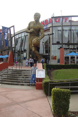 Restaurante NBA, City Walk, Orlando - Florida