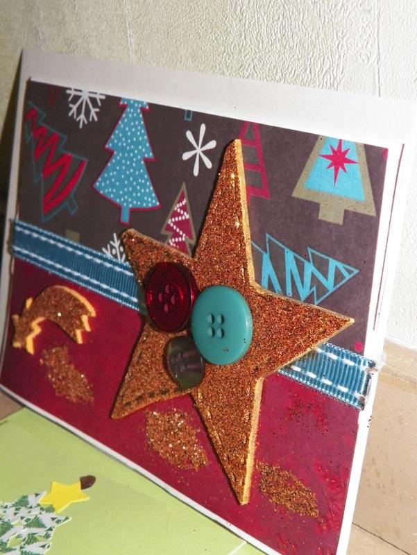 flikis bastelschuppen mehr weihnachtskarten von meinen. Black Bedroom Furniture Sets. Home Design Ideas