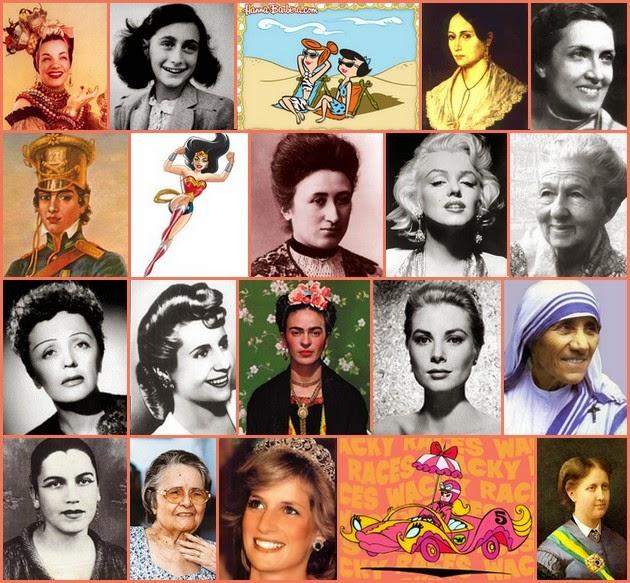 Mulheres Revolucionarias