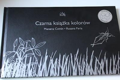 """""""Czarna książka kolorów"""" i konkurs"""