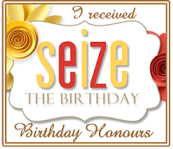 July 2014 - Seize The Birthday Honours
