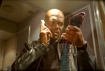 People Began Making Their Own Trailers For The Movie Long Before Shooting Even Began And Word That Samuel L Jackson Was To Play The Lead Only Exacerbated