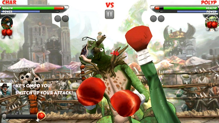 Ouya Boxing Game
