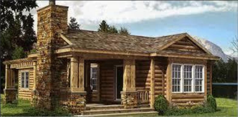 Fachadas Casas Modernas Fachadas de casas peque 241 as rusticas