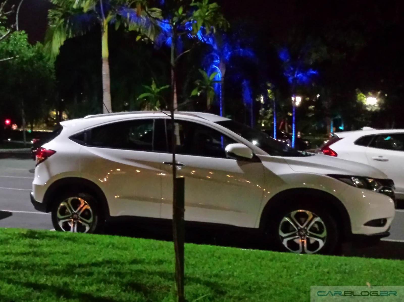 Honda HR-V: SUV mais vendido do Brasil
