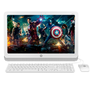 Buy HP Slate 21-k100 All-in-One Desktop PC Rs.14100 at Amazon