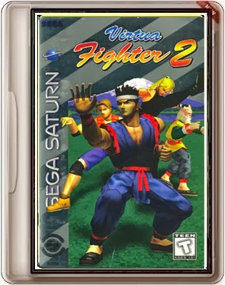 Virtua Fighter 2 Review