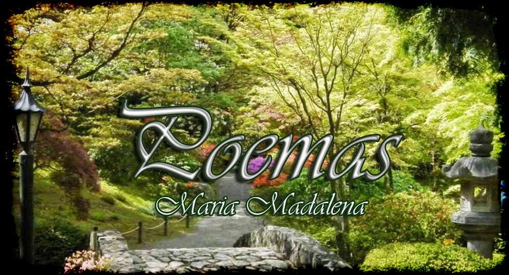 Poemas - Maria Madalena