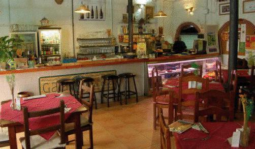 Viajes hoteles y restaurantes gaia eco bar comida for Deconstruccion culinaria