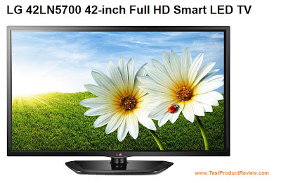 LG 42LN5700 42-inch Full HD Smart LED TV