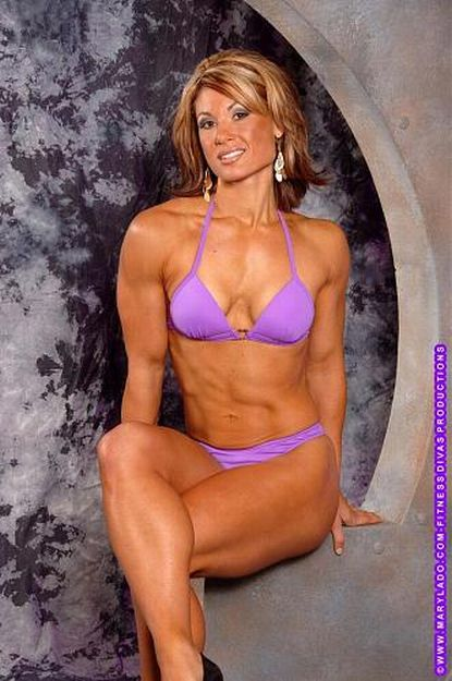 Female Fitness Work Out Models: Mary Elizabeth Lado ...