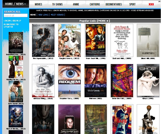 free movies online without downloading or signing up