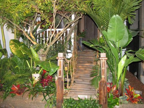 Hawaiian porch