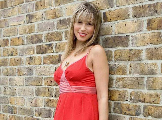 Singer  Rachel Stevens