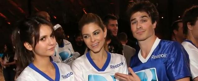 Nina Dobrev Superbowl 2013