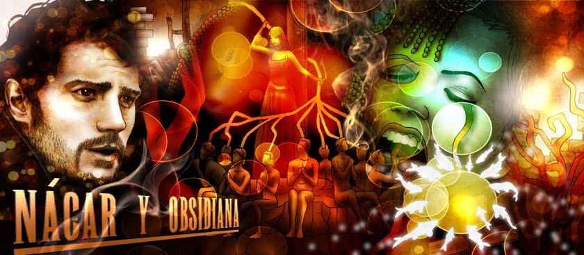 Nácar y Obsidiana
