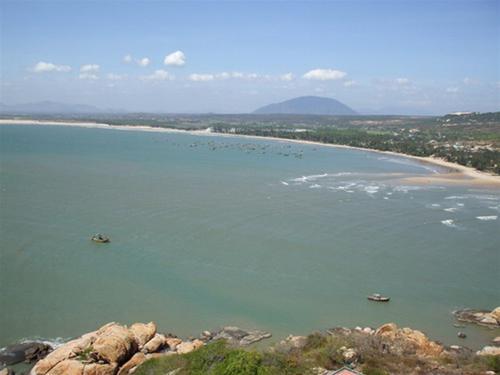 Khu du lịch biển Tân Thành