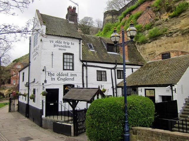 Pub más antiguo de Inglaterra