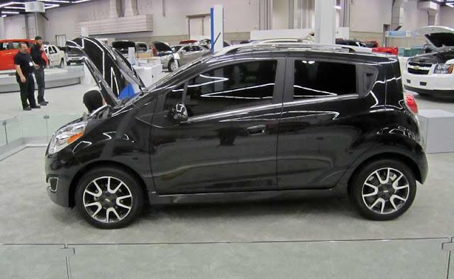 2013 Chevrolet Spark - Subcompact Culture