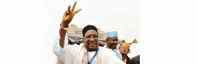 Jonathan appoints Tukur as chairman of Nigeria Railway Corporation
