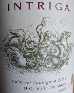 Notre vin de la semaine, un excellent cabernet sauvignon chilien !