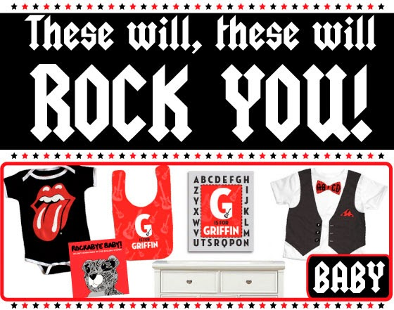 Rock Baby Gifts