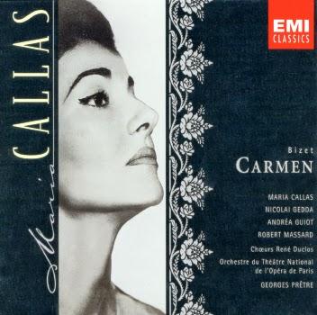 Bizet Carmen Maria Callas
