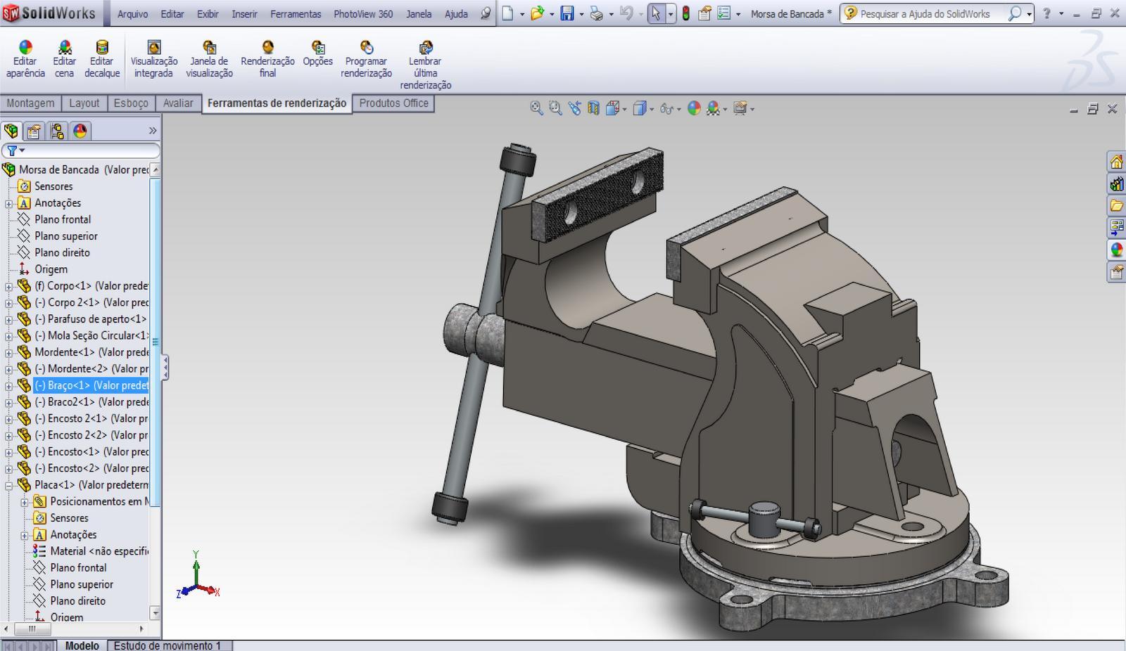 Desenhos em Solidworks e Autocad: Junho 2012 #0566C6 1600x926