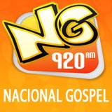 Rádio Nacional Gospel 929 AM de São Paulo ao vivo
