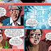 Un dibujante de comics español crea a Marhuenda como personaje de la Marvel
